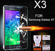 Ultimate Shock Absorption Screen Protector for Samsung Galaxy A7  (3pcs)