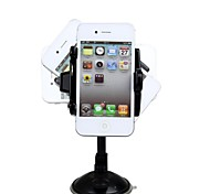 Universal In-Car Use Adjustable Holder for iPhone6 iPhone6 Plus and Other Cellphones(Width 42~101mm)