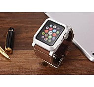 New Design Watchband With Protection Cover Function for iwatch42mm