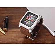nova pulseira de projeto com função de tampa de proteção para iwatch42mm