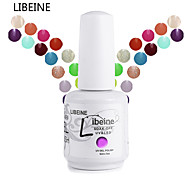 LIBEINE UV Color Gel Nail Polish No.001-101 (15 ml, Assorted Colors)
