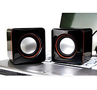 sistema de altavoces multimedia mini usb Allspark ® (negro)