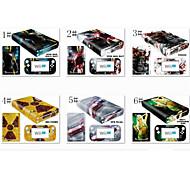 Nintendo Wii/Wii U/Nintendo Wii U DF-0103 Policarbonato Bolsos, Cajas y Cobertores - Nintendo Wii/Wii U/Nintendo Wii U