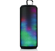 ROYQUEEN Portable Bluetooth Speaker Mini Wireless Audio Card 4 Colorful Outdoor T900mini Bass Cannon