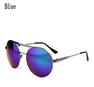 Colorful Big Round Sunglasses
