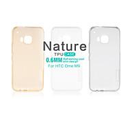 nillkin Natur-Serie ultradünne transparente TPU Tasche für HTC ein m9