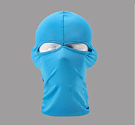 Cycling Balaclavas Unisex Bike Waterproof / Breathable / Ultraviolet Resistant / Dust Proof High Elasticity Solid Free SizeCamping &