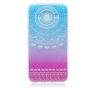 Huaqun  Pattern TPU Phone Case For Samsung Galaxy J5