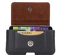 PU Leather Universal Case with Card Holder for Samsung Galaxy S5/6