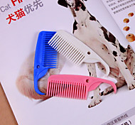 With The Comb For Pets Dogs