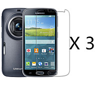 (3 Pcs) High Quality High Definition Screen Protector for Samsung Galaxy K Zoom C1116 C1158