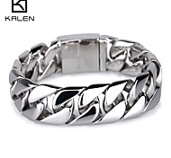 Kalen Men's Jewelry Stainless Steel Cool Bracelet Jewelry Teenager Bracelet