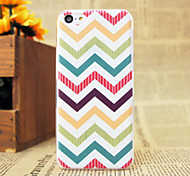stripe   Pattern Plastic Hard Back Cover for iPhone 5c