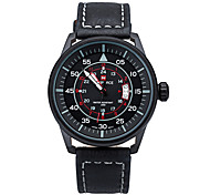 2015 New Casual Mens Brand Quartz watches with Digital Fashion Watch 30m Waterproof Men's Clock