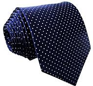 Cravatta Uomo Da ufficio Seta