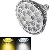 18W E26/E27 LED Spot Lampen 18 High Power LED 1500-1600 lm Warmes Weiß / Kühles Weiß AC 220-240 V 1 Stück