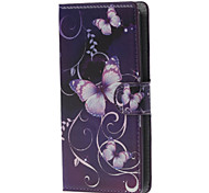Meteor Shower Magnetic Leather Case with Stand and Card Slots for LG Leon 4G LTE H340N