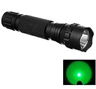 Lights LED Flashlights/Torch / Handheld Flashlights/Torch LED 240 Lumens 1 Mode Cree XR-E Q5 18650 Nonslip gripCamping/Hiking/Caving /