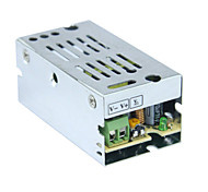 AC Input 85-265V to DC output 12V 1A 12W High Efficiency Power Supply for Led Strip.