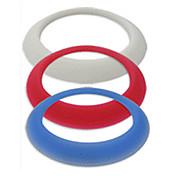 nsg Golf® águila espera taza blanca / rojo / azul