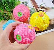 Color Long Ball Trumpet For Pets Dogs
