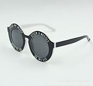 100% UV400 Round Fashion Sunglasses