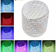 Z®ZDM 250CM 36W 150x5050SMD RGB/Warm White/Green/Blue/Pink/Yellow/Red/White LED Strip Lamp (DC12V)