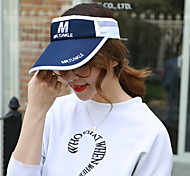 Outdoor Tennis Topless Empty Top Blends Baseball Cap