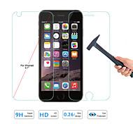 qualidade venda quente vidro temperado filme protetor de tela frontal&de volta para Apple iPhone 6