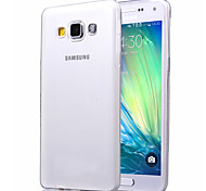 Ultra-thin Transparent Protective TPU Soft Case for Samsung Galaxy A3