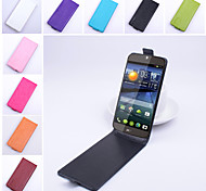 Protective PU Leather Magnetic Vertical Flip Case for Acer Liquid S55(Assorted Colors)