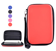 Universal Solid Hard Shell Lanyard Hand Bag for iPhone 4/4S 5/5S 5C 6  (Assorted  Colors)