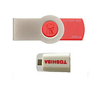 unidades flash USB giratoria 32g g3 kingstondt101 originales (dar kit de conexión inteligente OTG)