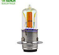 XENCN M5 P15D-25-1 12V 35/35W Motorcycle Golden Eyes Headlight Clear Lighting Halogen Lamp Auto Light Bulbs