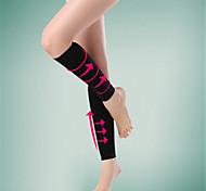 Универсальные Без рукавов Сжатие видеоизображений Носки Компрессионные носки для Йога Отдых и Туризм Аэробика и фитнес Спорт в свободное