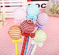 Lollipops Style Gel Pen(Random Color)