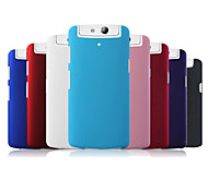 Pajiatu Mobile Phone Hard PC Back Cover Case Shell for Oppo N1 mini N5117 (Assorted Colors)