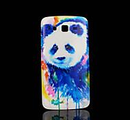 panda patroon deksel fo Samsung Galaxy Grand 2 g7106 case