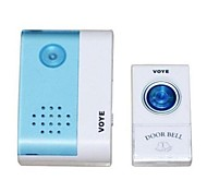 VDE New Door Chimes Wireless Doorbell Remote Control Door Bell Chimes