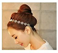 Sweet Rose Hairbands Hair Ties Random Color