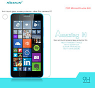 NILLKIN Amazing H Nanometer Anti-Explosion Glass Screen Protector for Lumia 640