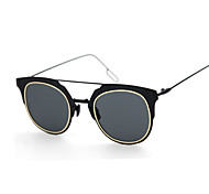 Sunglasses Men / Women / Unisex's Fashion Hiking Black / Silver / Gold Sunglasses Full-Rim