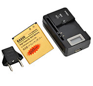 "YI-YI™ 3.7V 2680mAh Li-ion Battery with US 0.8"" LCD Battery Charger and EU Plug for Sony Xperia S / LT26i / LT25i"