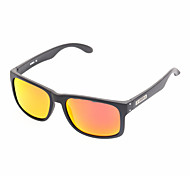 Sunglasses Men / Women / Unisex's Elegant / Retro/Vintage / Fashion / Polarized Hiking Black Sunglasses Full-Rim