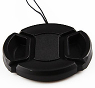 Dengpin 52mm Camera Lens Cap for Panasonic DMC-GF7 GF6 GF5 GF3 GF2 GF1 14-45 45-150 45-200 14-42mm +a Holder Leash Rope