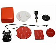 Accessori GoPro Vite / Boje / Fissaggi Adesivi / Adesivo / Con bretelle / Accessori Kit / MontaggioPer-Action cam,Gopro Hero1 / Gopro