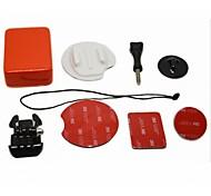 Accessori GoPro Vite / Boje / Fissaggi Adesivi / Adesivo / Con bretelle / Accessori Kit / MontaggioPer-Action cam,Gopro Hero1 / Gopro