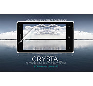 NILLKIN Crystal Clear Anti-Fingerprint Screen Protector Film for Lumia 435