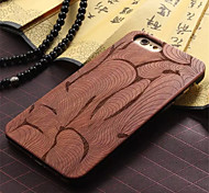 Wood Shell Personality for iPhone 6