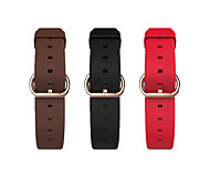 Hoco Apple Original Leather Disassenmbly Water-sweatproof Classic Watchband with Apple Iphone